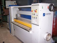 Orma 1600 Sp sander wood