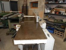 Lurem Rd41 Planer jointer
