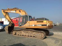 2002 Case CX290 excavator