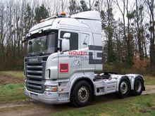 Used 2007 Scania R50