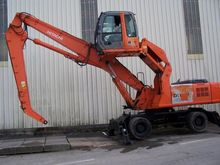 2003 Hitachi ZX210W Excavator
