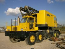 1970 P&H 9125 Lattice Truck Cra