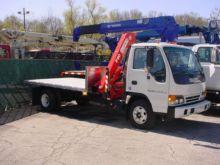 2005 FASSI F60A.22 Boom Truck