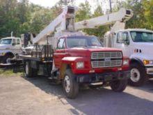 1987 JLG 800BT Boom Truck