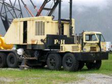 Used 1970 P&H 9125TC
