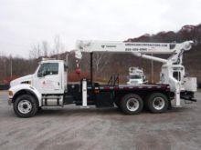 2007 TADANO TM1882 Boom Truck T