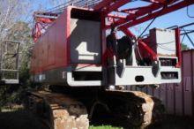 2008 FUSHUN QUY80 Crawler Crane