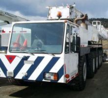 1989 DEMAG AC335 All Terrain Cr