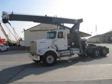 1990 SIMON-RO TM2857 Boom Truck