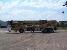 Used 1999 GROVE TMS5