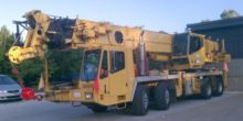 Used 1996 GROVE TMS8