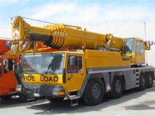 2001 LIEBHERR LTM 1080-1L All T