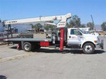2007 TEREX BT3470 Boom Truck