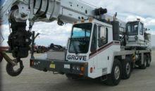 2007 GROVE TMS900E Hydraulic Tr