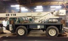 2006 TEREX CD118 Rough Terrain