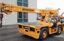 Used 2001 BRODERSON