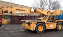 2006 BRODERSON IC250 3B Carry D