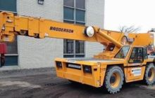 2010 BRODERSON IC250 3C Carry D
