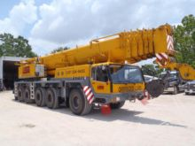2001 LIEBHERR LTM1160 All Terra
