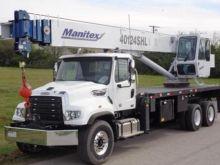 Used 2014 MANITEX 40