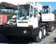 Used 1988 GROVE TM89