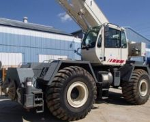 Used 2008 TEREX RT33