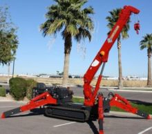 SPYDERCRANE (UNIC) URW376 Crawl