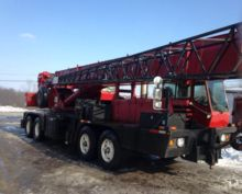 Used 1986 GROVE TMS4