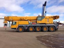 2005 LIEBHERR LTM1100-5 All Ter