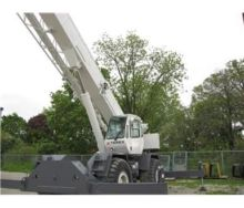 2002 TEREX RT555 Rough Terrain
