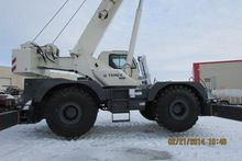 Used 2013 TEREX RT78