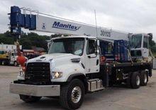Used 2014 MANITEX 30