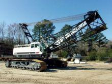 2015 TEREX HC-165 Crawler Crane