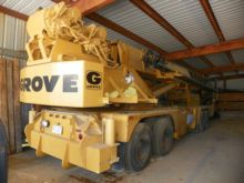 Used 1989 GROVE TMS3