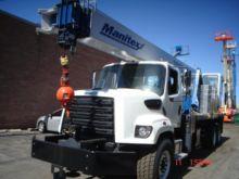 2014 MANITEX 30112S Boom Truck