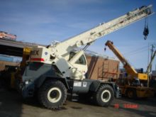 Used 2016 TEREX RT23