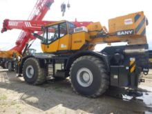 SANY SCR865XL Rough Terrain Cra