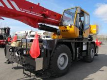 2012 SANY RT840 Rough Terrain C