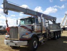 2014 MANITEX 3071 Boom Truck MA