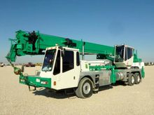 Used 2001 GROVE TMS-