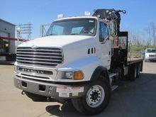 2007 HIAB 322E7X5 Boom Truck