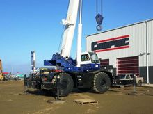 2008 TADANO GR600XL-1 Rough Ter