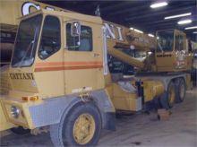 1990 GROVE TMS200A Hydraulic Tr