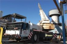 1998 LIEBHERR LTM1120 1 All Ter