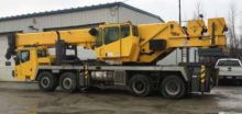 Used 2009 GROVE TMS7