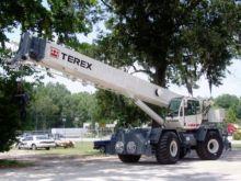 2017 TEREX RT-555 Rough Terrain