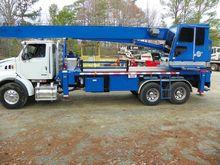 2000 MANITEX 2892S Boom Truck M