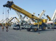 2007 GROVE RT-540E Rough Terrai