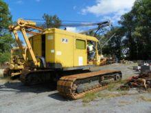 1981 P&H 670WLC Crawler Crane