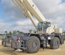 2016 TEREX QUADSTAR 1100 Rough